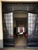 Ozdobne drzwi