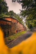 Jesień na poznańskiej Cytadeli