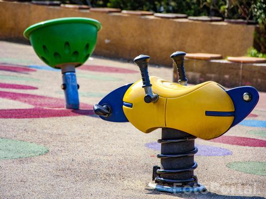 PBO, plac zabaw i siłownia, Malta 4