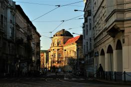 Słońce na ulicach Poznania