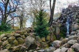 Zabytkowe Alpinarium - park Wilsona