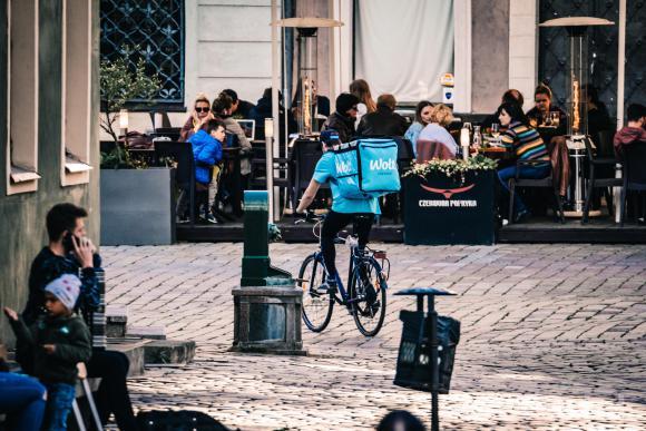 Wolt na Starym Rynku