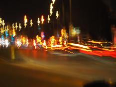Spacerkiem po ulicy Ściegiennego