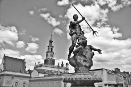 Fontanna Neptuna, Stary Rynek, Poznań