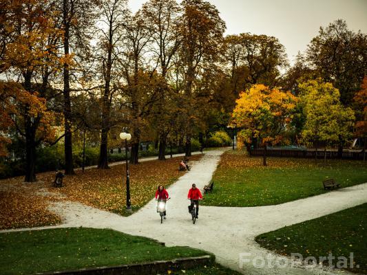Jesienna przejażdżka