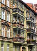 Wildeckie balkony