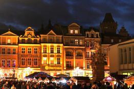 Stary Rynek świątecznie