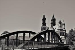 Most św. Jordana, Poznań