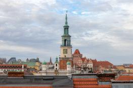 Wieże i dachy