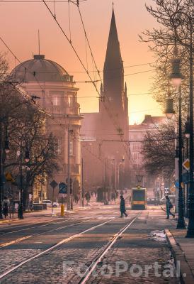Ulica Aleksandra Fredry o świecie