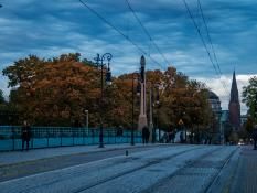 Jesienna ul. Fredry