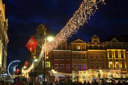 Poznań świąteczny