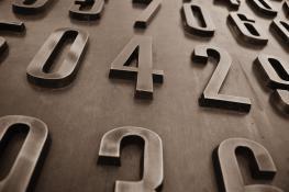 Zdobienie z liczb