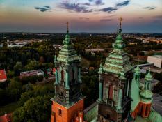 Wieże Poznańskiej Katedry