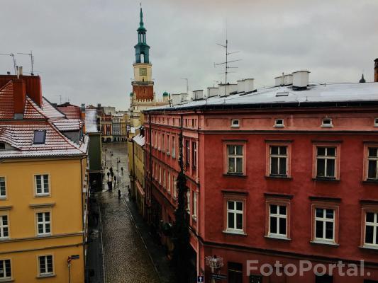 Styczniowy Poznań