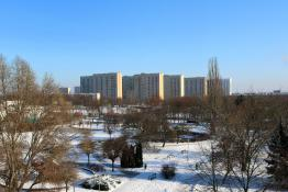 Zimowy Poznań