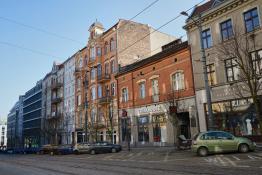 Słoneczny dzień - ulica Podgórna