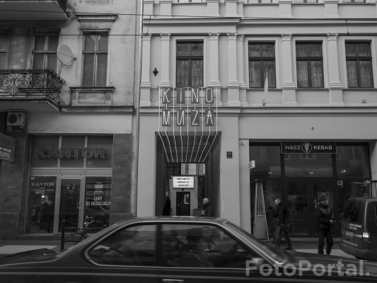 Kino Muza w Poznaniu