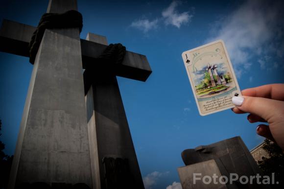 """Karta """"Pomnik Ofiar Czerwca 1956"""""""