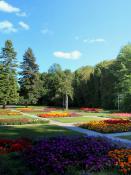 Październikowe kolory na Cytadeli