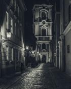 Uliczkami nocą