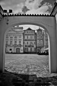 ul. Ratuszowa, Stary Rynek, Poznań
