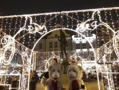 Świąteczne Koziołki Poznańskie