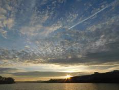 Słoneczny poranek nad Maltą