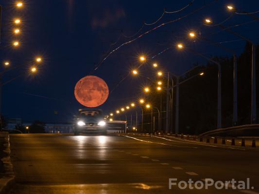 Ukradli Księżyc | most Królowej Jadwigi