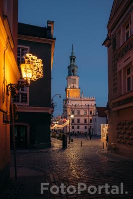 Poznański Stare Miasto ma swój klimat...