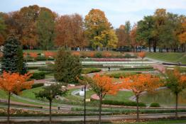Październik na Cytadeli