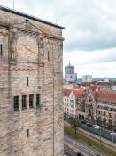 Zamek Cesarski i okolice