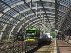 Przystanek MPK Dworzec Zachodni