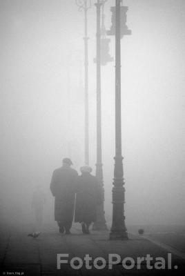Miłość we mgle...