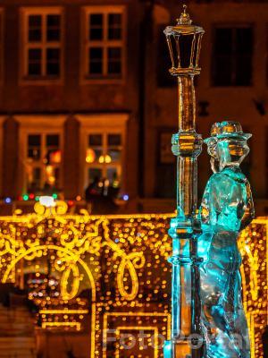 Charlie Chaplin odwiedził Poznań | Stary Rynek
