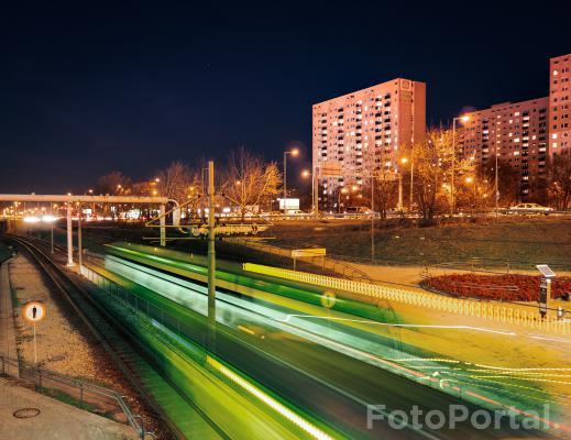 PST szybki tramwaj