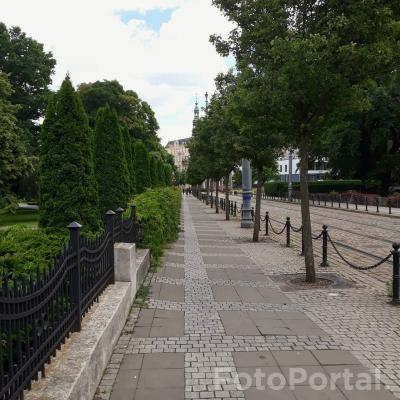 W centrum Poznania