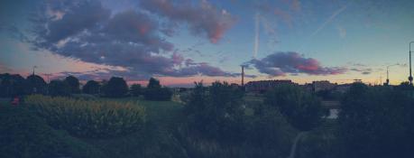 Spontaniczna panorama