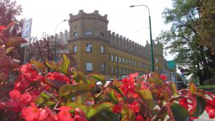 Collegium Chemicum, ul. Grunwaldzka