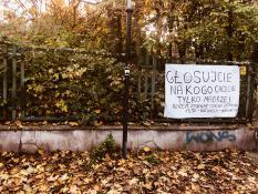 Poznań wybierał jesienią