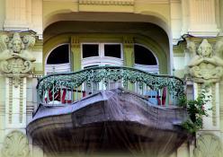 Strażnicy balkonu