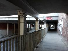 Przejście pod torami kolejowymi na Hetmańskiej