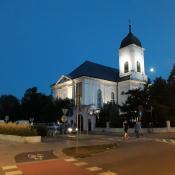 Letni wieczór  na Chwaliszewie