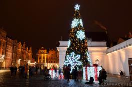 Świąteczny Poznań