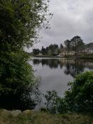 Lustrzane jezioro