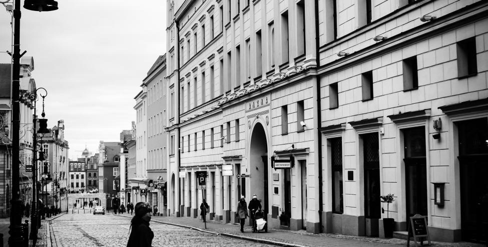 Streets of Poznań