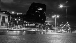 Bałtyk nocą