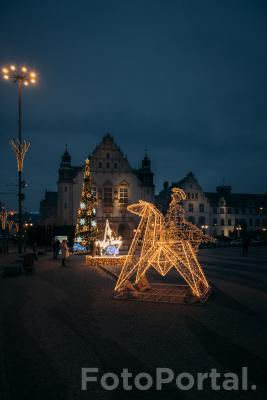 Świątecznie na Placu Mickiewicza