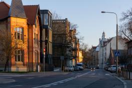 Ulica Matejki