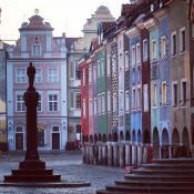 Pręgierz i Domki Budnicze na Starym Rynku